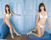 Akiho Yoshizawa in lingerie