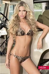 Ana Sofia Henao in a bikini