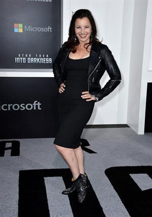 Fran Drescher attending the  Star Trek Into Darkness  Los Angeles Premiere on May 14, 2013