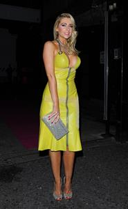 Gemma Merna – 2013 Inside Soap Awards in London 10/21/13