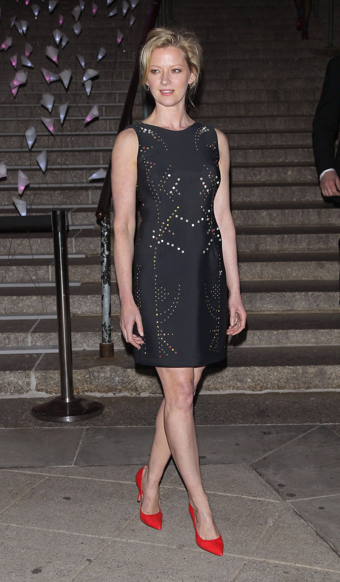 Gretchen Mol Vanity Fair Party at Tribeca Film Festival in New York, April 16, 2013