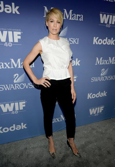 Jenna Elfman attends Women In Film's 2013 Crystal & Lucy Awards (12.06.2013)