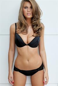Elle Basey in a bikini