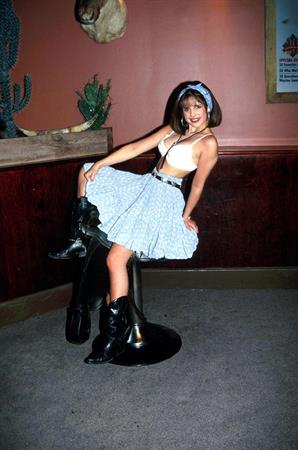 Sarah Michelle Gellar J. B. Photoshoot - 1993