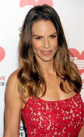 Hilary Swank Golden Heart Awards Celebration in New York, Oct. 16, 2013