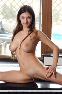 Mariya Antsibonenko - pussy and nipples