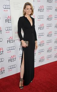 Stana Katic  Saving Mr. Banks  Premiere at AFI FEST 2013 - Hollywood, Nov. 7, 2013