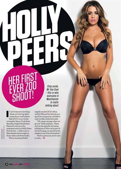 Holly Peers