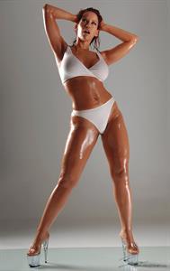 Bianca Beauchamp in a bikini