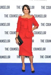 Penelope Cruz Photocall for The Counselor at the Dorchester in London 05.10.13