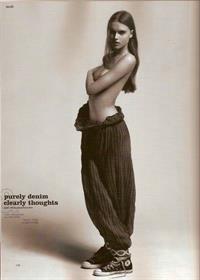 Zuzana Gregorova - breasts
