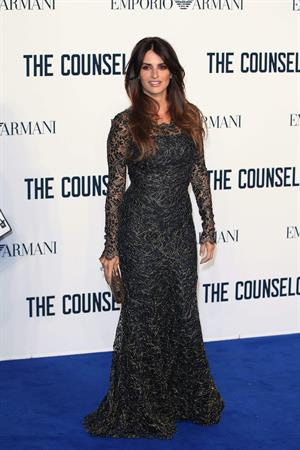 Penelope Cruz attending  The Counselor  Screening at Odeon West End in London - October 3, 2013