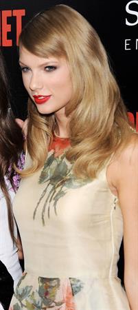 Taylor Swift -  Romeo & Juliet  LA Premiere 9/24/13