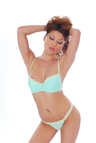 Charmane Star in lingerie