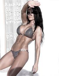 Christina Vargas in a bikini