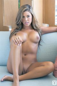 Shallana Marie poses nude for Playboy