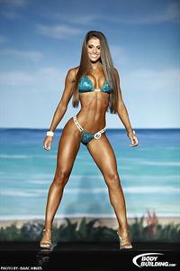 Lacey DeLuca in a bikini