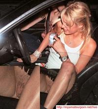 Paris Hilton - pussy