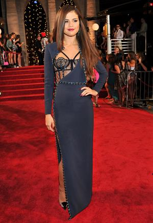 Selena Gomez 2013 MTV Video Music Awards, Aug 25, 2013