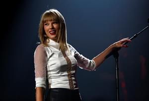 Taylor Swift performed during her 'Red' World Tour in Oklahoma - August 7, 2013