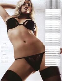 Jakki Degg in lingerie
