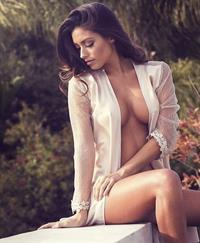 Samaria Regalado in a bikini