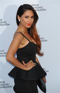 Preeya Kalidas Novak Djokovic Foundation Gala Dinner -- London, Jul. 8, 2013