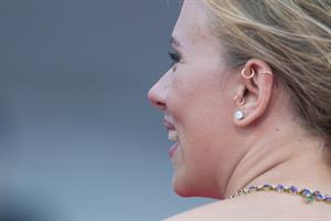 Scarlett Johansson Under The Skin Premiere in Venice 9/3/13
