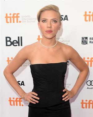 Scarlett Johansson  Don Jon  Premiere at Toronto International Film Festival September 10, 2013