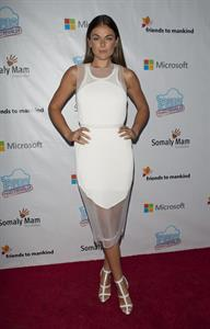 Serinda Swan Summer Soiree Honoring Somaly Mam Foundation, Aug 18, 2013