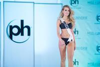 Katarzyna Włodarek in a bikini
