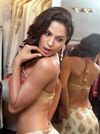 Veena Malik in lingerie