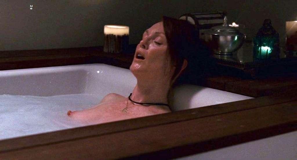 Julianne Moore - breasts