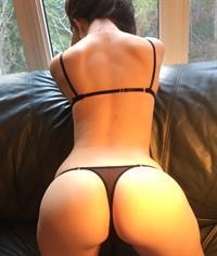 throwawaysmeegs in lingerie - ass