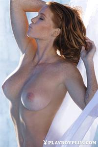 Playboy Cybergirl - Elizabeth Ostrander Nude Photos & Videos at Playboy Plus! - A little Chilly!