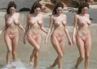 Kelly Brook - breasts