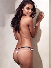 Daniela Braga in lingerie - ass