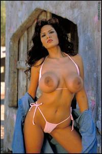 Kristi Curiali - breasts