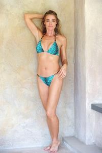 Denise Richards in a bikini