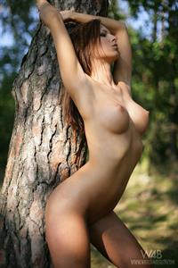 Ilona Hoffejova - breasts