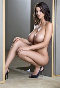 Alice Goodwin has huge tits