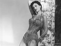 Cyd Charisse in a bikini