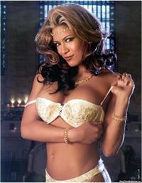 Melina Perez in lingerie
