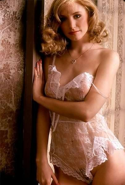 Shannon Tweed in lingerie