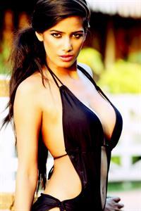 Poonam Pandey in a bikini