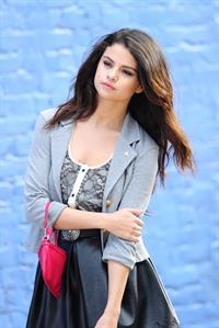 Selena Gomez – Dream Out Loud shoot in Los Angeles 5/2/13