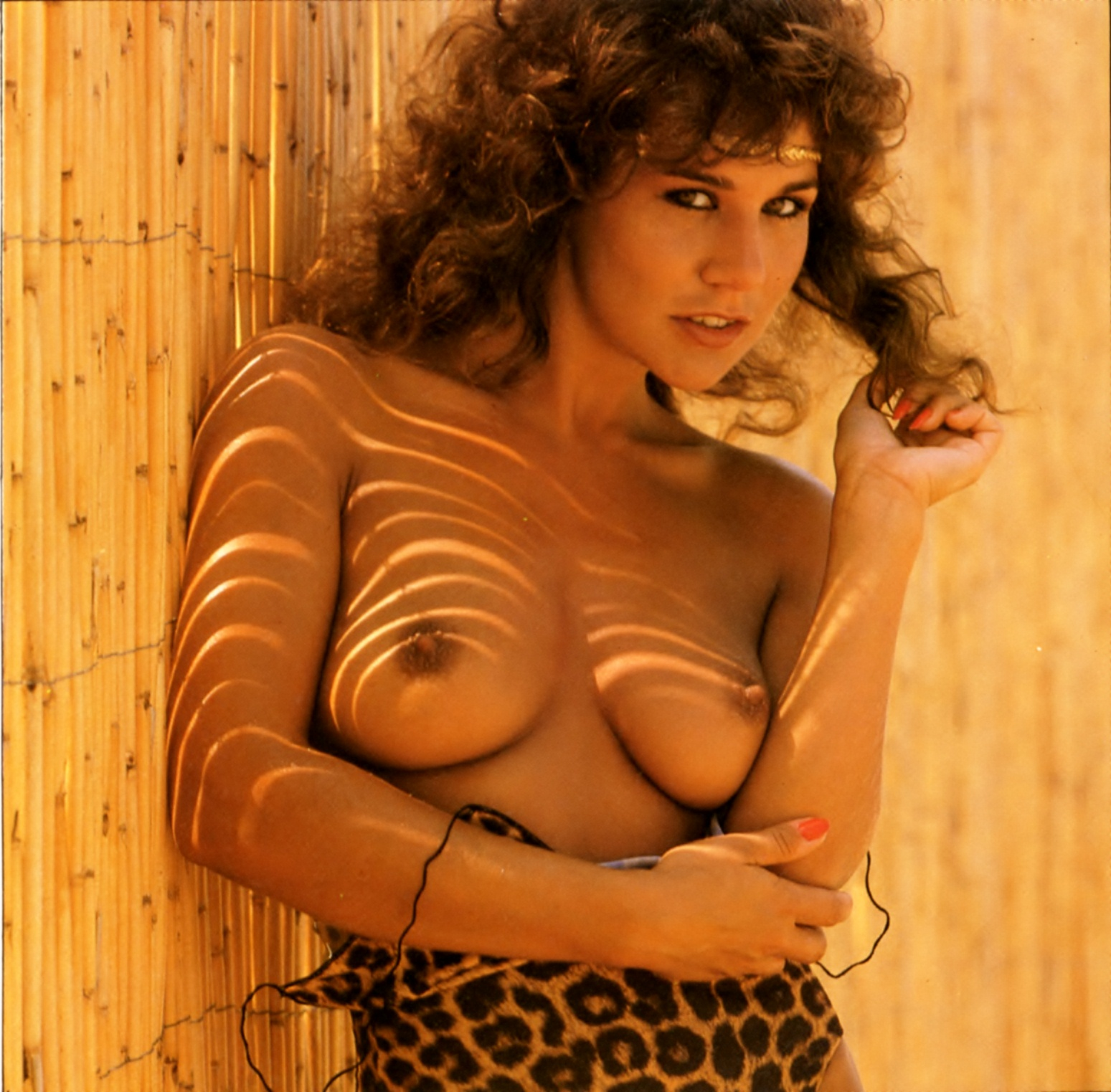 Celebrities who posed nude for playboy magazine