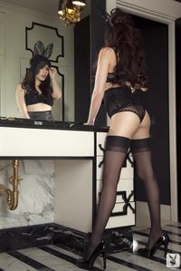 Cassie Laine in lingerie - ass
