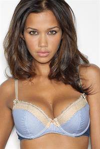 Natalie Suliman in lingerie