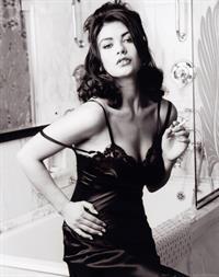 Catherine Zeta Jones in lingerie